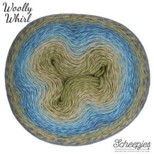 Scheepjes Woolly Whirl Yarn Cake
