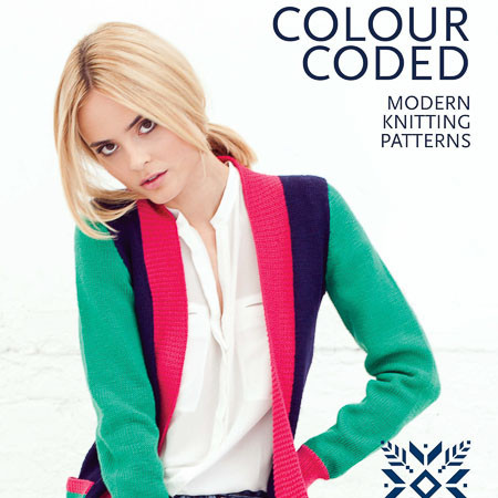 Millamia Colour Coded Knitting Pattern Book