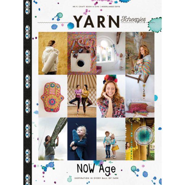 Scheepjes Yarn Bookazine 9