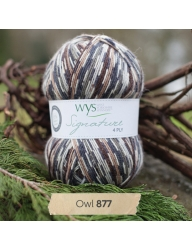 WYS Signature 4 Ply Country Birds
