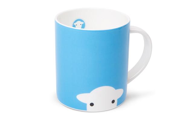 Herdy Peep Mug