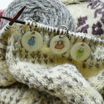 Sheep in Sweaters Stitch Markers