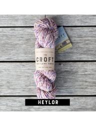 WYS The Croft Shetland Tweed Aran