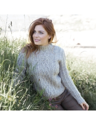 WYS The Croft Shetland Tweed pattern book