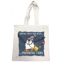 Incoming Yarn Cotton Canvas Bag