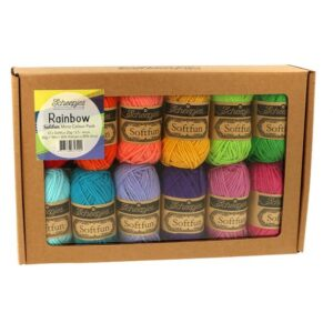 Scheepjes Soft Fun Colour Pack Rainbow